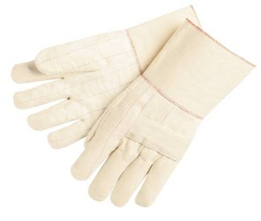 Cotton Canvas Heavyweight Hot Mill Gloves