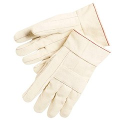 Cotton Canvas Hot Mill Gloves